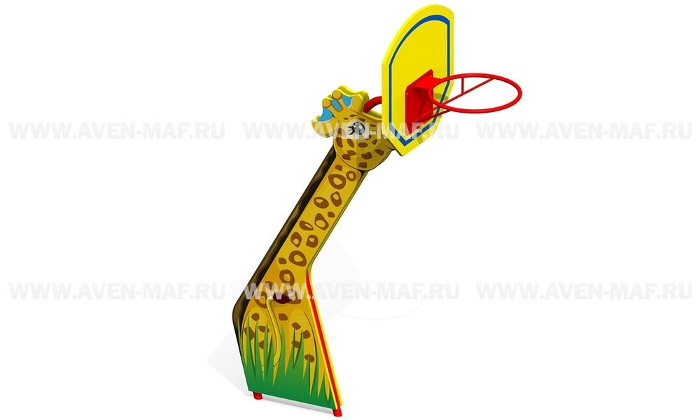 """Баскетбольная стойка ТМ-2 """"Жираф"""""""