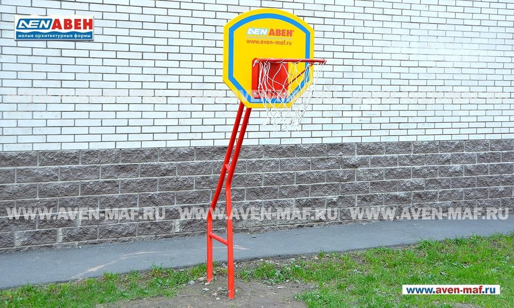 Баскетбольная стойка ТМ-2м