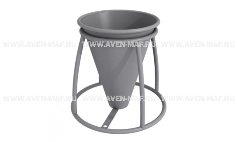 Металлическая урна для мусора У-202