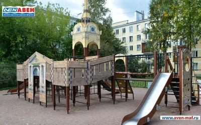 Фото детского городка Г-120