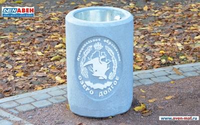 Фото урны для мусора У-30