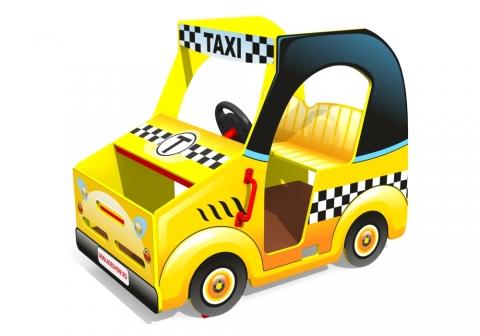 """Игровой элемент Д-3 """"Такси"""""""