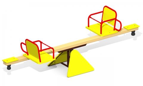 Качели-балансир для детей с ограниченными возможностями КО-20