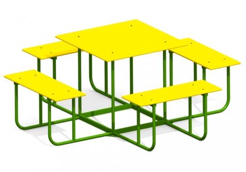 Детский столик СТ-1