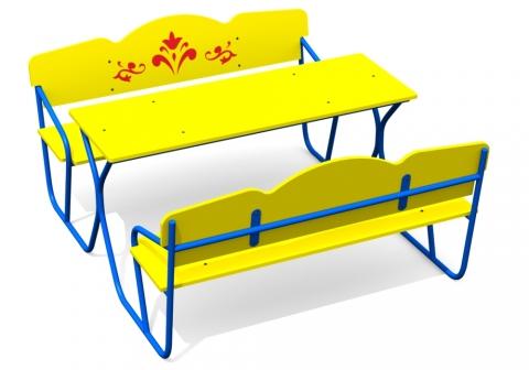 Детский столик СТ-7