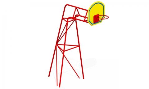 Баскетбольная стойка Т-25 м