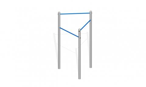 Треугольный каскад ВР-05