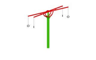 Качели-балансир К-13