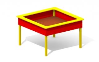 Песочница для детей с ограниченными возможностями ПО-1