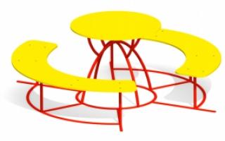 Детский столик СТ-6