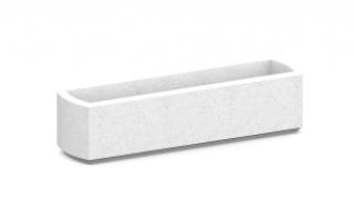 Вазон для цветов бетонный В-63