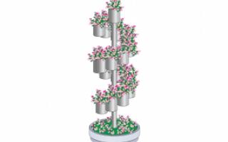 Вазон - комплекс для цветов ВК-94