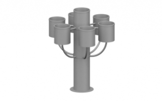 Вазон-комплекс для цветов ВК-97