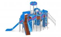 Детский уличный игровой комплекс Г-2023