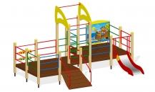 Игровой комплекс для детей с ограниченными возможностями Г-401/2