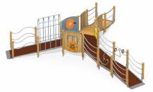 Игровой комплекс для детей с ограниченными возможностями Г-407