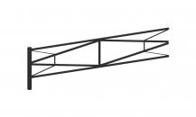 Ограждение металлическое О-329