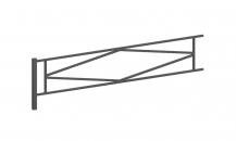 Ограждение О-329 р (болтовое соединение)