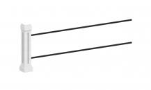 Ограждение металлическое О-357