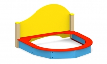 Песочница детская П-8