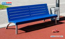 Парковая скамейка С-84 Next фото