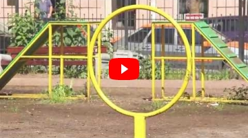 Embedded thumbnail for Кольцо для дрессировки собак ЭА-8
