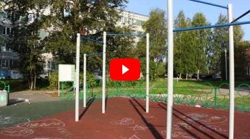 Embedded thumbnail for Комплекс турников ВР-21