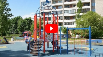 """Embedded thumbnail for Детский городок МГ-201 """"Космос"""""""